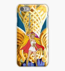 She-ra transform filmation style iPhone Case/Skin