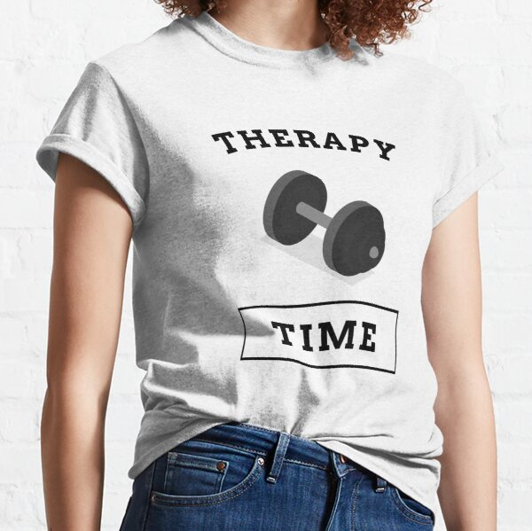 Therapy time gym Classic T-Shirt