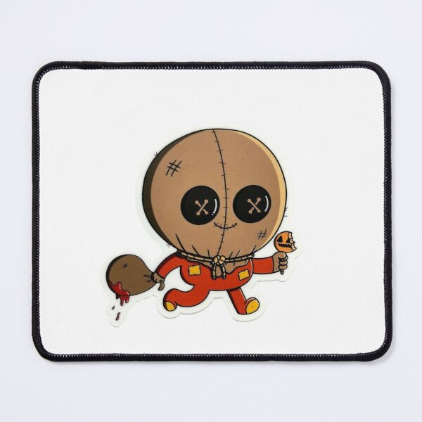 Trick 'r Treat stickers Mouse Pad