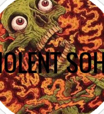 Violent Soho - Hungry Ghost Sticker