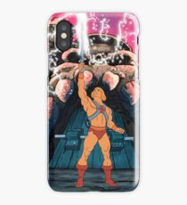 He-man Transform Filmation style iPhone Case