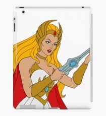 She-ra filmation style iPad Case/Skin