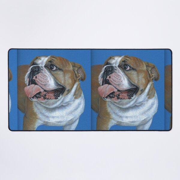 Englische Bulldogge - English Bulldog Mauspad XXL