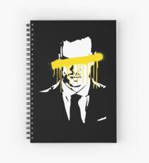 Moriartee Spiral Notebook