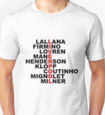 liv 2 Unisex T-Shirt