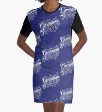 Geronimo! Graphic T-Shirt Dress