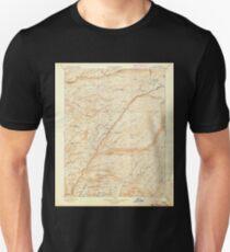 USGS TOPO Map California CA Big Trees 299218 1901 125000 geo T-Shirt