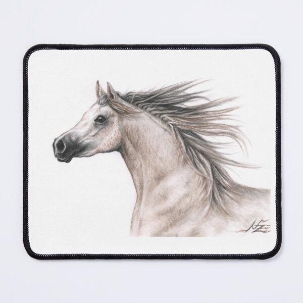 Arabian Horse - Arabisches Pferd Mauspad