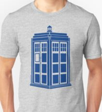 Colour Me Tardis T-Shirt