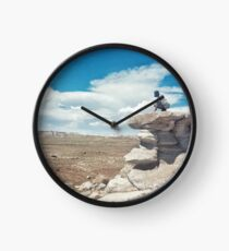 Pup Ridge Clock