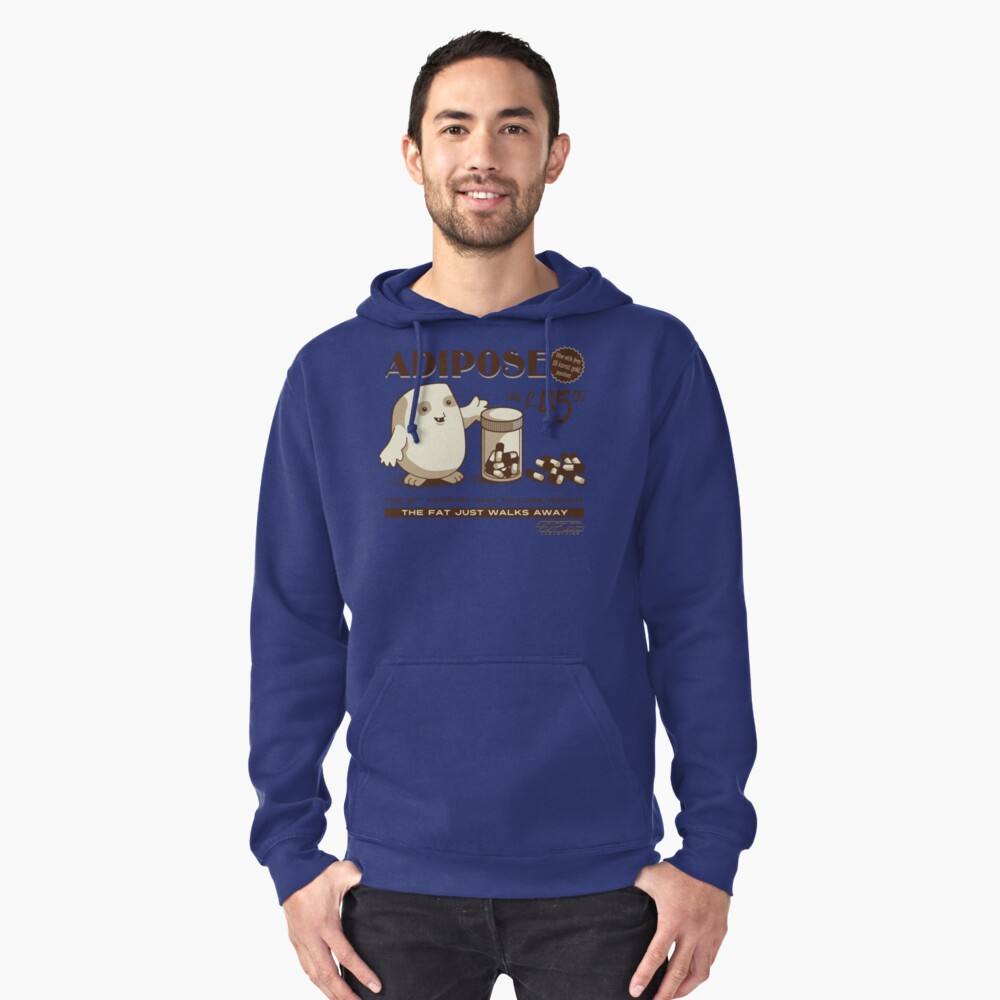 Adipose Pullover Hoodie Front