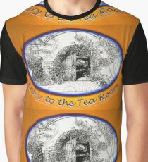 Entry to the Tea Room Graphic T-Shirt