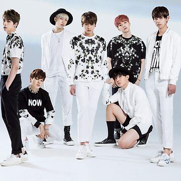 BTS Bangtan Boys WINGS Dope by lostmynerve
