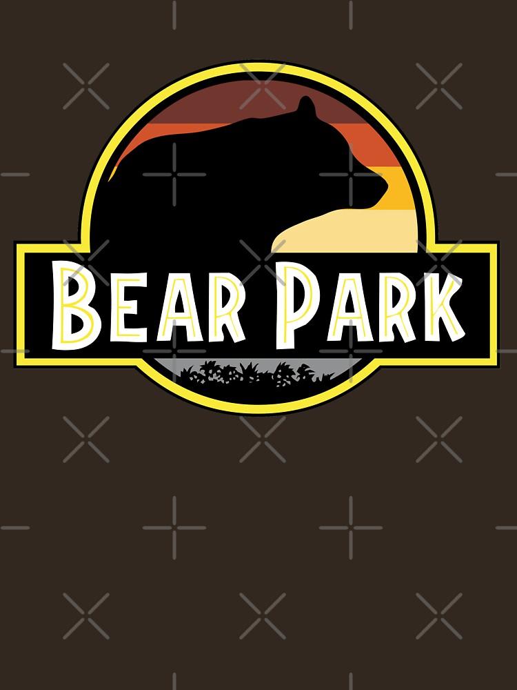 Bear Park by lazarusheart