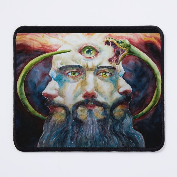 DAYEATER 7 Inch Mouse Pad