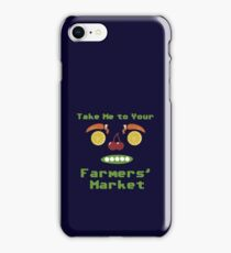 Farmers' Market iPhone Case/Skin