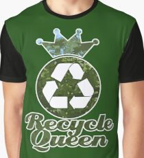 Recycle Queen Graphic T-Shirt