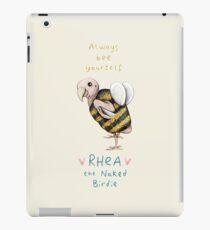 Rhea - Always Bee Yourself iPad Case/Skin