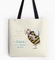 Rhea - Always Bee Yourself Tote Bag
