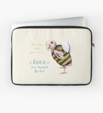 Rhea - Always Bee Yourself Laptop Sleeve