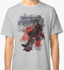 vanitas Quotation Classic T-Shirt