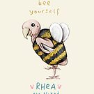 Rhea - Always Bee Yourself by Sophie Corrigan
