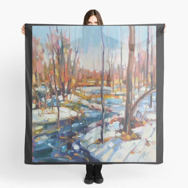 Nature lover Scarf