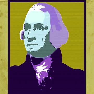 George Washington Pop Art No. 1 by Art2Me
