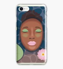 """Lillian,"" vector print iPhone Case/Skin"