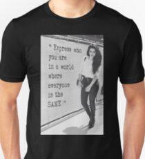 Lauren Quote Unisex T-Shirt