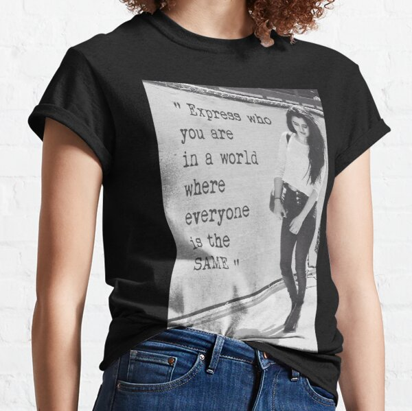 Lauren Quote Classic T-Shirt