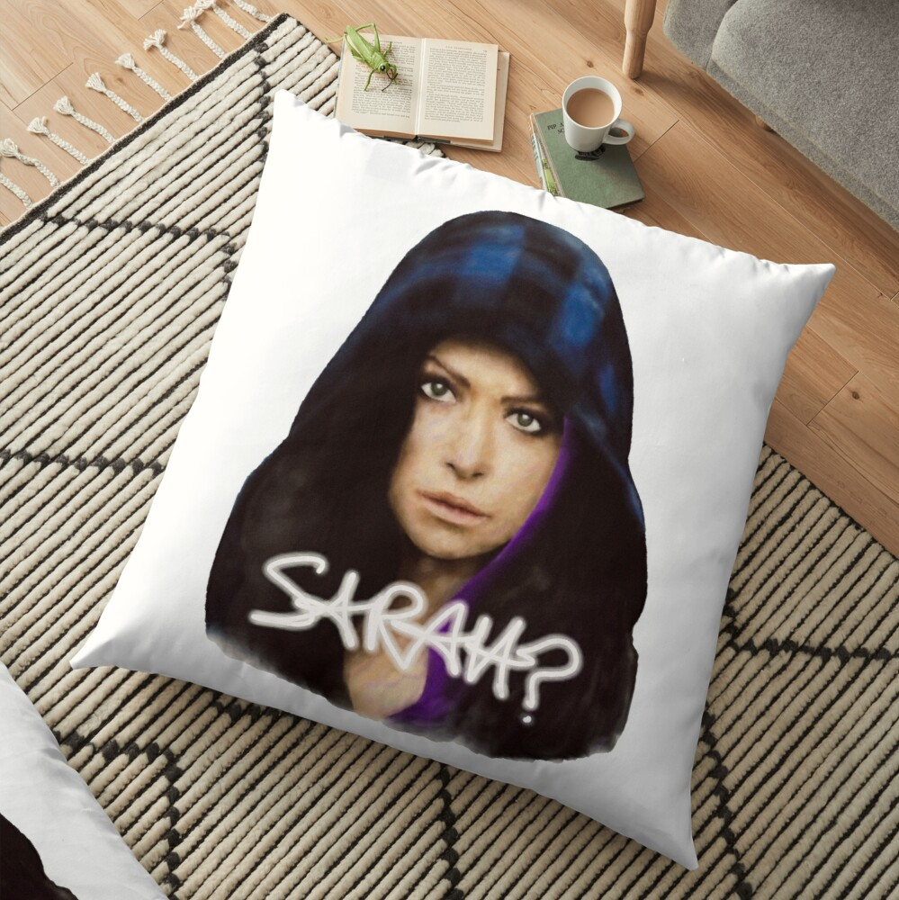 Sarah? Floor Pillow