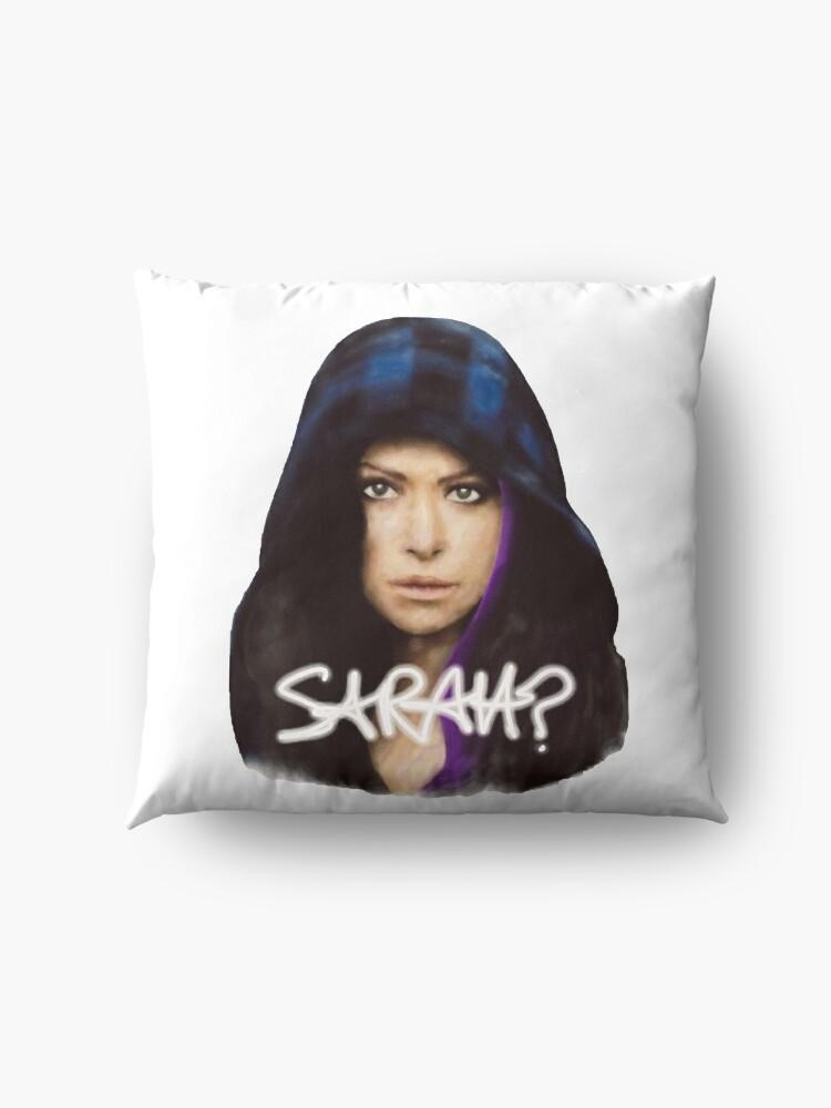 Alternate view of Sarah? Floor Pillow