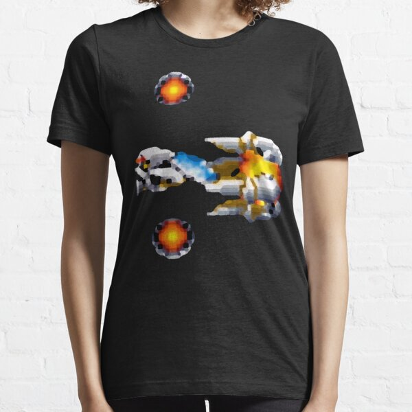 Super R-Type Ship Essential T-Shirt