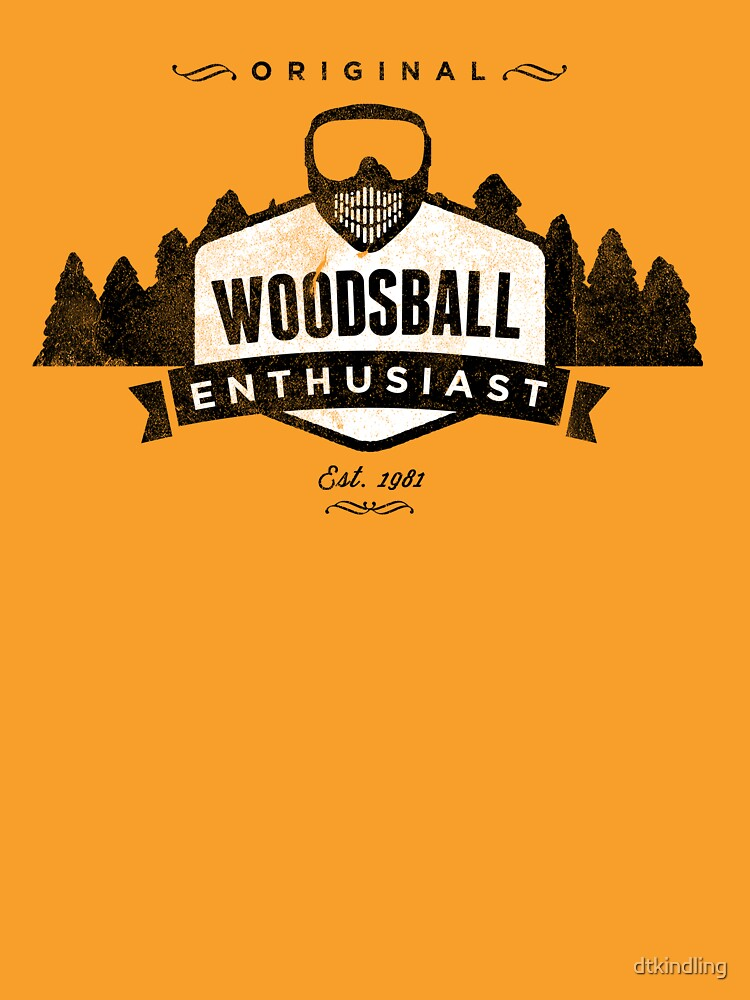 Woodsball Enthusiast by dtkindling