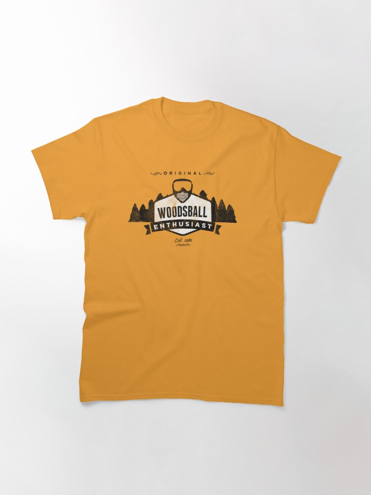 Alternate view of Woodsball Enthusiast Classic T-Shirt