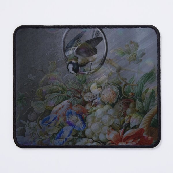 The Vintage Flowers Mouse Pad