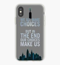 Choices - Bioshock iPhone Case