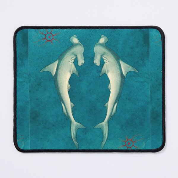 Hammerheads! Mouse Pad