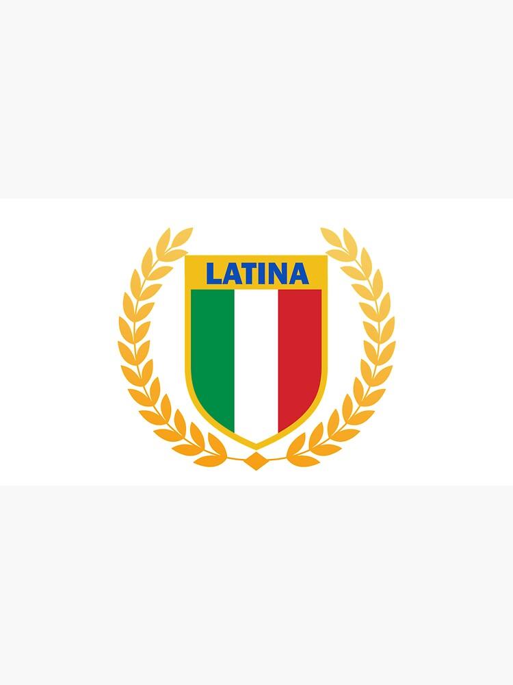 Latina Italia Italy by ItaliaStore