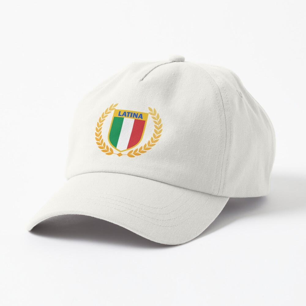 Latina Italia Italy Cap