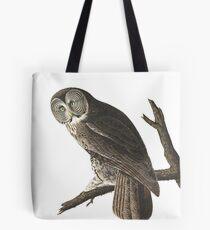 Great Gray Owl -  Tote Bag
