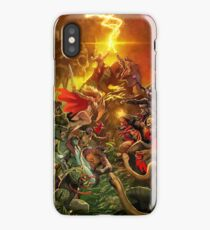 He Man Battle The masters of the universe  iPhone Case