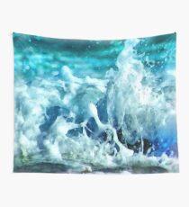Sea splash Wall Tapestry
