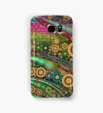 Go With the Flow Samsung Galaxy Case/Skin