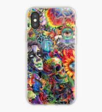 trippy iPhone Case