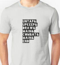 Camiseta ajustada MTG