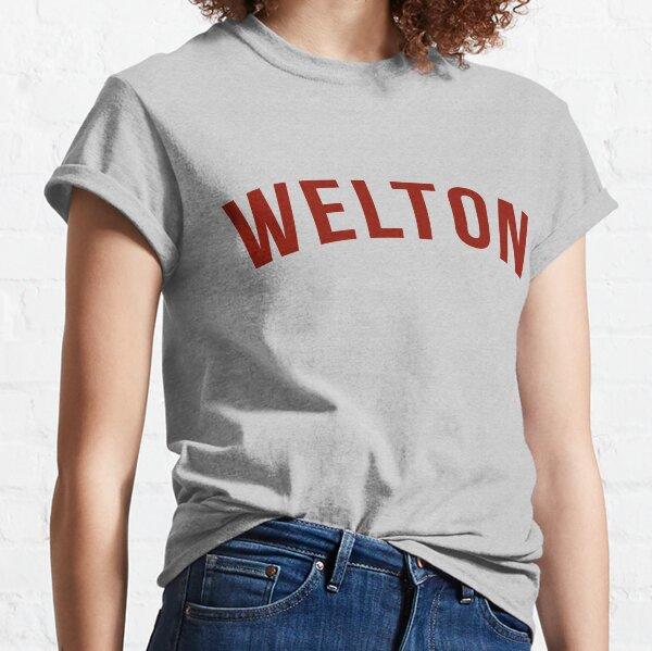 Dead Poets Society- Welton Logo Classic T-Shirt