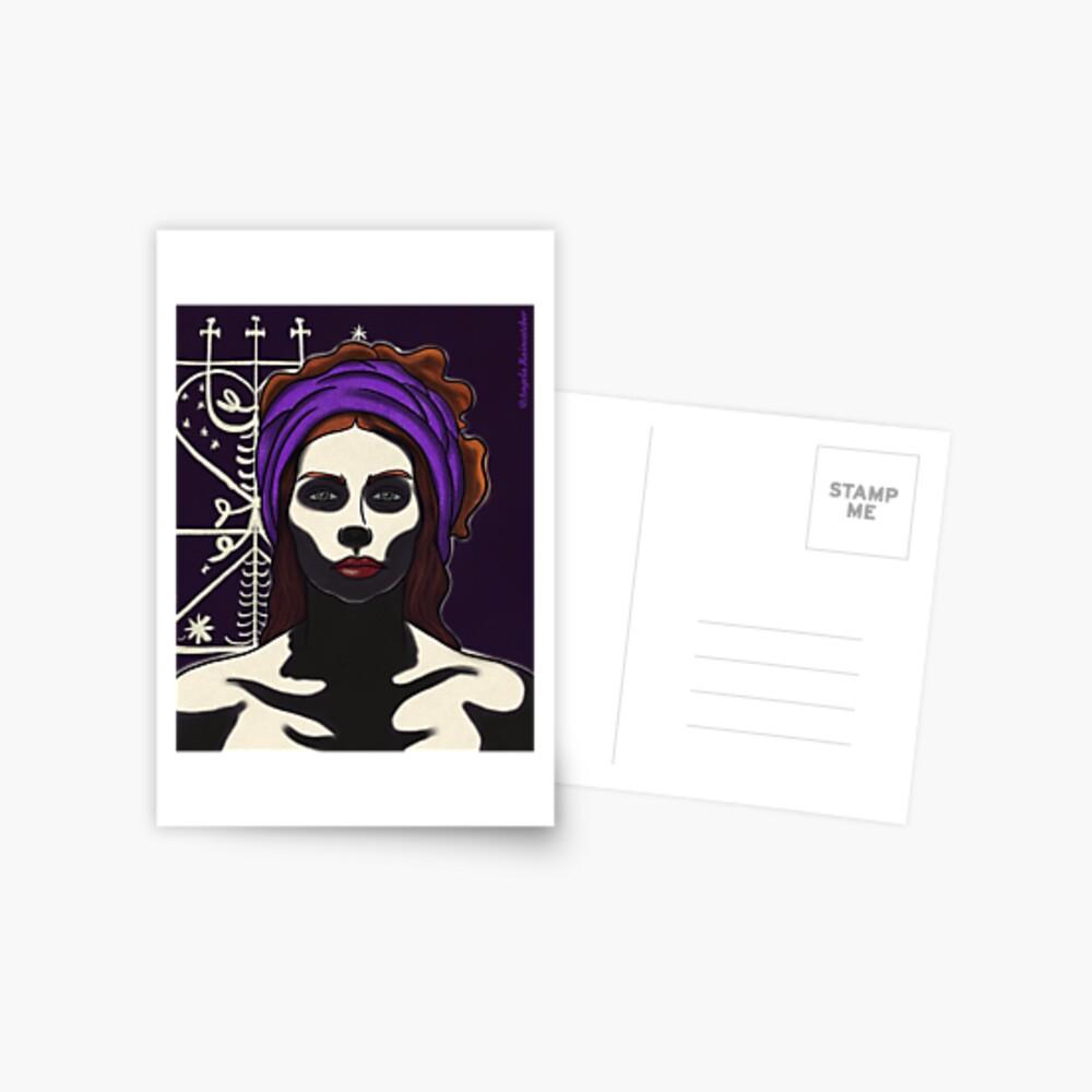 Maman Brigitte Postcard