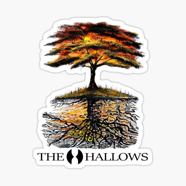The Hallows - Cardboard Love Sticker